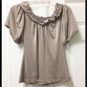 Beautiful Glam silky blouse!  💝